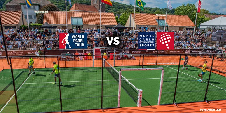 World Padel Tour eller Monte Carlo International Sports?