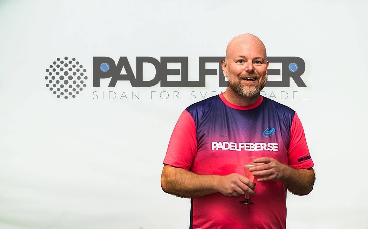 Johan Håkansson Padelfeber