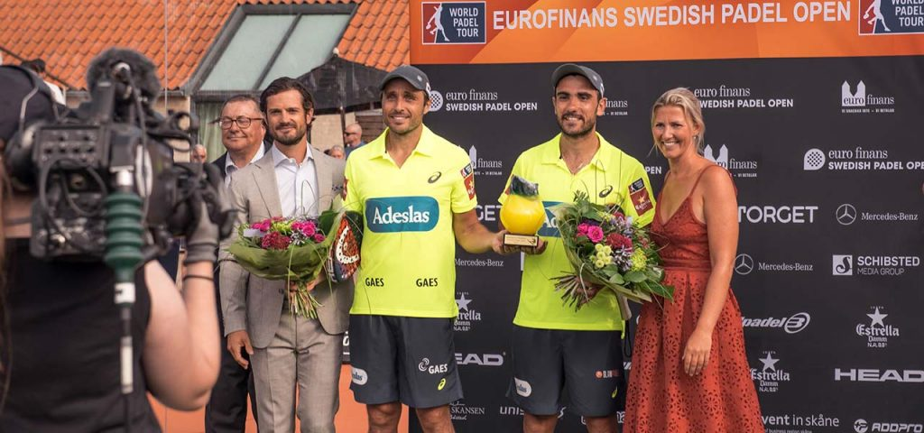 Bela & Lima Swedish Padel Open