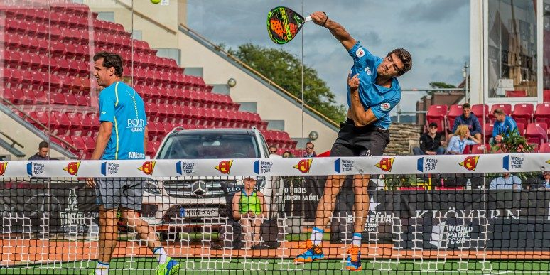 Juan Lebron World Padel Tour