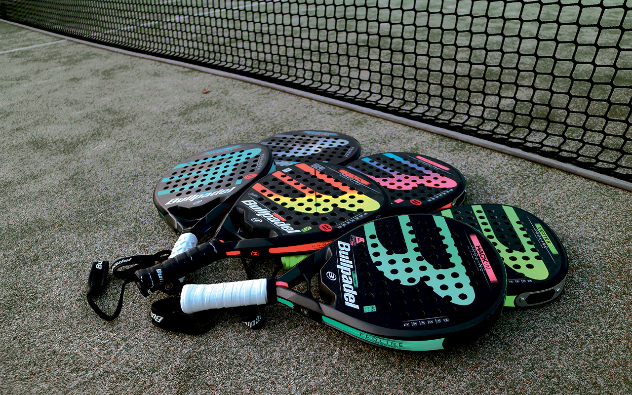 Bullpadel Proline 2019